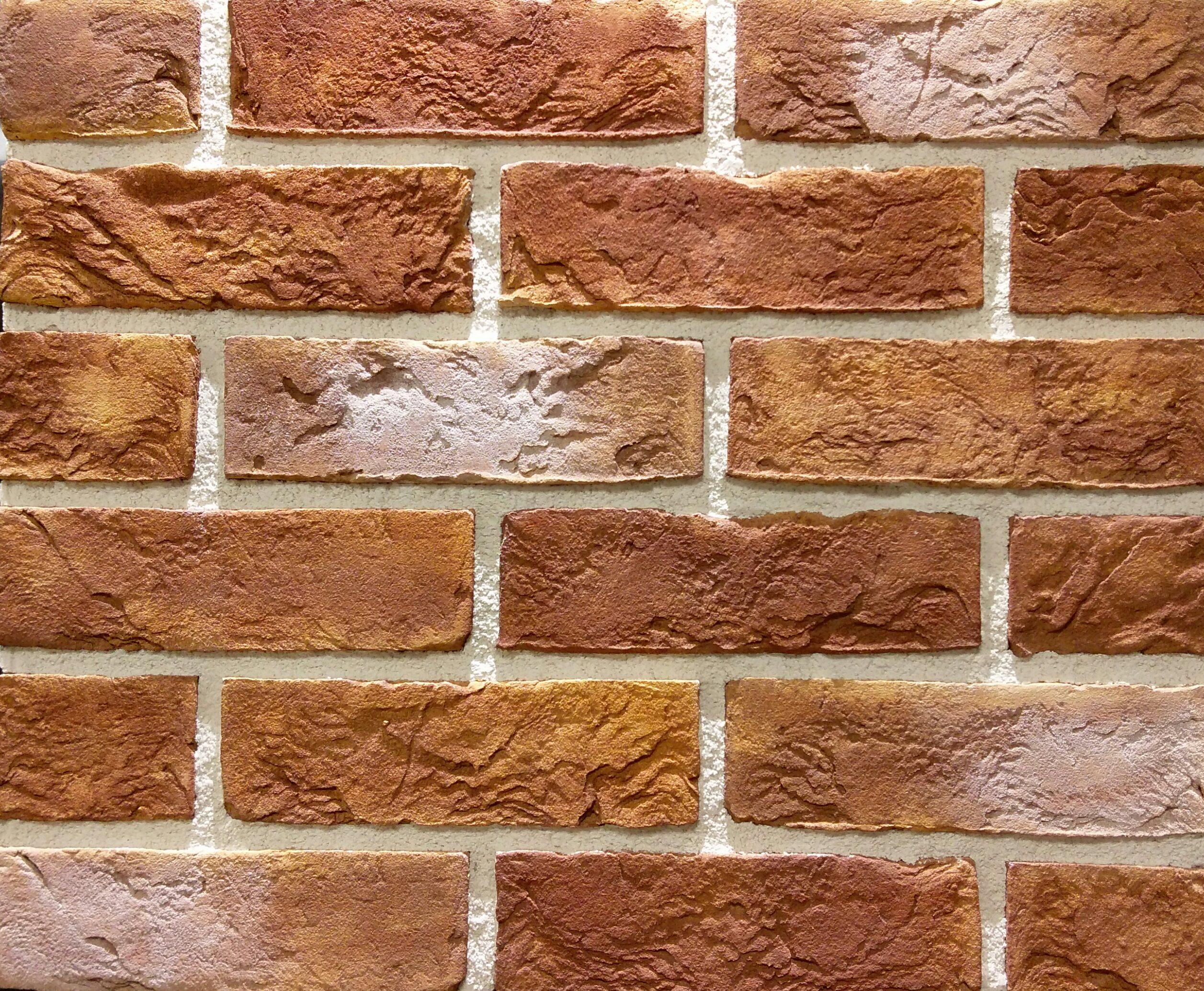 виды искусственного камня для фасада