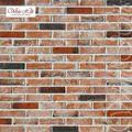 Искусственный облицовочный камень Дерри Брик 386-50, фото 1