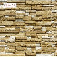 Искусственный камень для вентилируемых фасадов Уайт Клиффс F150-10-0,35 плоскостной, фото 1