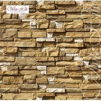 Искусственный камень для вентилируемых фасадов Уайт Клиффс F150-20-0,35 плоскостной, фото 1