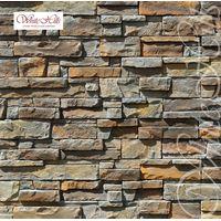 Искусственный камень для вентилируемых фасадов Уайт Клиффс F153-80-0,35 плоскостной, фото 1