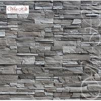 Искусственный камень для вентилируемых фасадов Фьорд Лэнд F208-80-0,40 плоскостной, фото 1