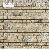 Искусственный камень для вентилируемых фасадов Бремен брик F305-10-0,14 плоскостной, фото 1
