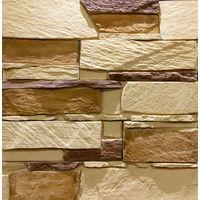 """Декоративно-облицовочный камень """" ГРОТ """" GR-42/R (0,495 М2) плоскостной, фото 1"""