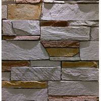 """Декоративно-облицовочный камень """" ГРОТ """" GR-72/R (0,495 М2) плоскостной, фото 1"""