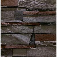 """Декоративно-облицовочный камень """" ГРОТ """" GR-73/R (0,495 М2) плоскостной, фото 1"""