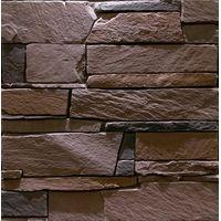 """Декоративно-облицовочный камень """" ГРОТ """"  GR-83/R (0,495 М2) плоскостной, фото 1"""