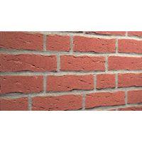 Клинкерная плитка Feldhaus Klinker R694NF14 Sintra carmesi Красная Ручная формовка, фото 1