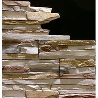 """Декоративно-облицовочный камень """" СКАЛА """" SK-13/R (0,495 М2) плоскостной, фото 1"""
