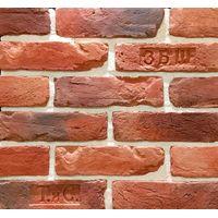 """Декоративно-облицовочный камень """" Кирпич Старый Питер """"  SP-66/R (1М2) плоскостной, фото 1"""