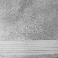 Cтупень с насечками без угла KERAPLATTE AERA T 705, фото 1