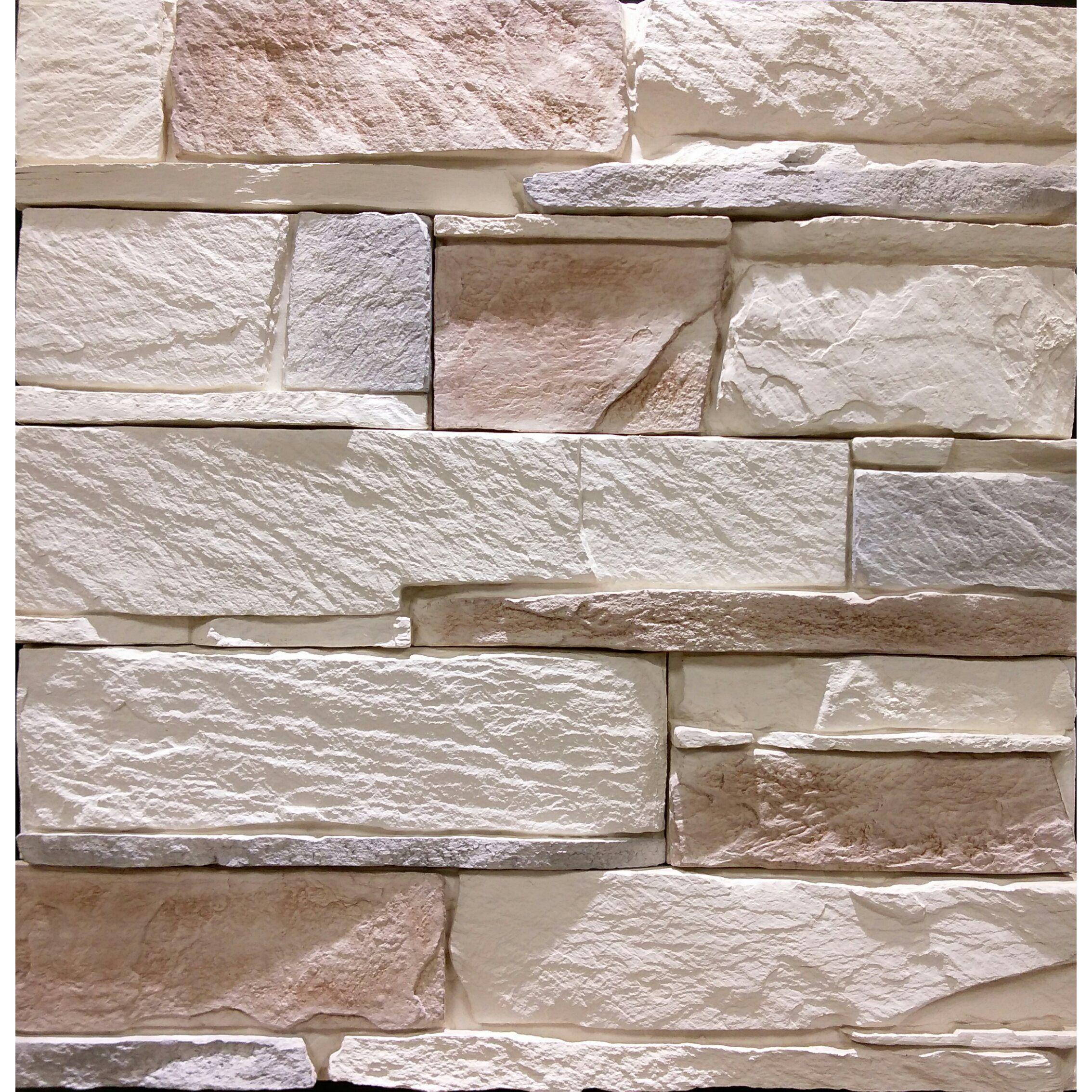искусственный камень для фасада