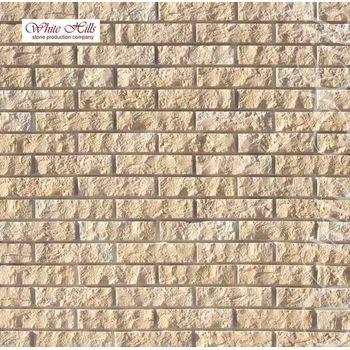 Искусственный облицовочный камень Алтен брик 310-20, фото 1