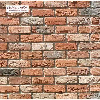 Искусственный облицовочный камень Бремен Брик 305-50, фото 1