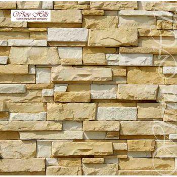 Искусственный облицовочный камень Уайт Клиффс 150-10, фото 1