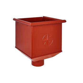 Воронка водосборная RR29 красный, фото 1
