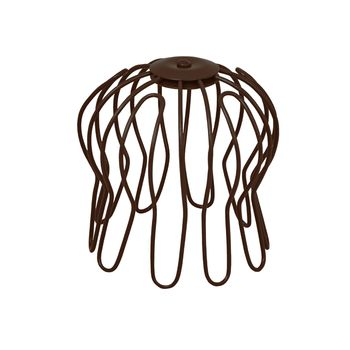 Паук  (сетка воронки) RR32 коричневый, фото 1