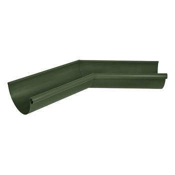 Угол желоба внутренний 90 дRR11 темно-зеленый, фото 1