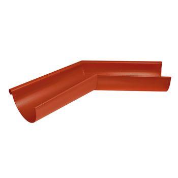 Угол желоба наружный 90 дRR29 красный, фото 1