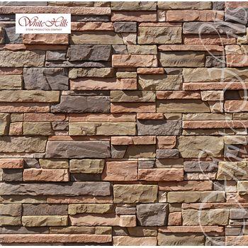 Искусственный камень для вентилируемых фасадов Уайт Клиффс F152-90-0,35 плоскостной, фото 1