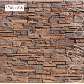 Искусственный камень для вентилируемых фасадов Фьорд Лэнд F202-40-0,40 плоскостной, фото 1