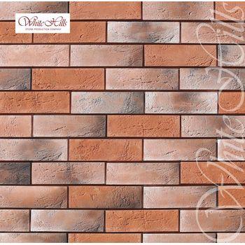 Искусственный камень для вентилируемых фасадов Норвич брик F371-50-0,19 плоскостной, фото 1