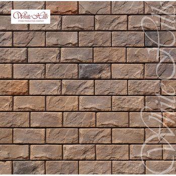 Искусственный камень для вентилируемых фасадов Шеффилд F437-40 (20*10 см) плоскостной, фото 1