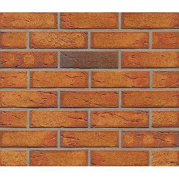 Клинкерная плитка Feldhaus Klinker R268NF9 Nolani Желтая Рельефная, фото 1