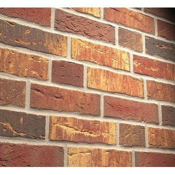 Клинкерная плитка Feldhaus Klinker R686NF14 Sintra ardor calino Красная Ручная формовка, фото 1