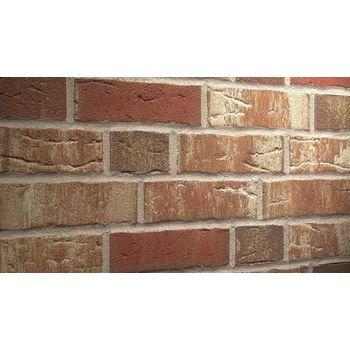 Клинкерная плитка Feldhaus Klinker R690NF14 Sintra ardor blanca Красная Ручная формовка, фото 1