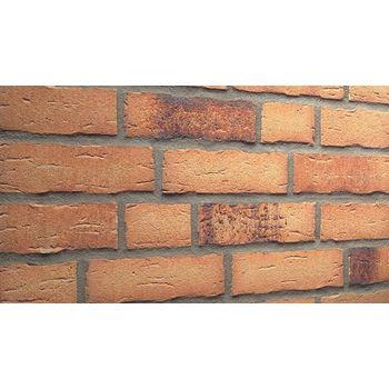Клинкерная плитка Feldhaus Klinker R695NF14 Sintra sabioSo ocasa Желтая Ручная формовка, фото 1