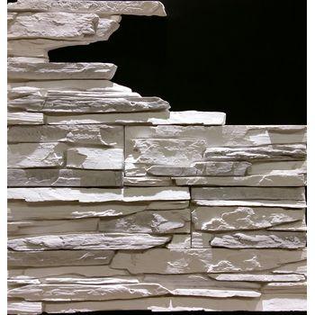 """Декоративно-облицовочный камень """" СКАЛА """" SK-01/R (0,495 М2) плоскостной, фото 1"""
