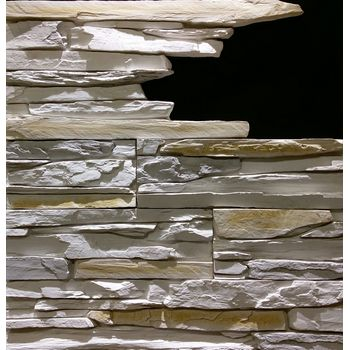 """Декоративно-облицовочный камень """" СКАЛА """" SK-02/R (0,495 М2) плоскостной, фото 1"""