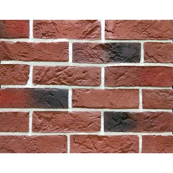 "Декоративно-облицовочный камень "" Town brick "" TB-62/R (1М2) плоскостной, фото 1"