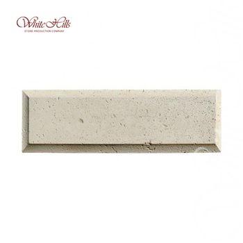 Рустовые камни 45х14,2см 851-00 (белый) рядовой, фото 1