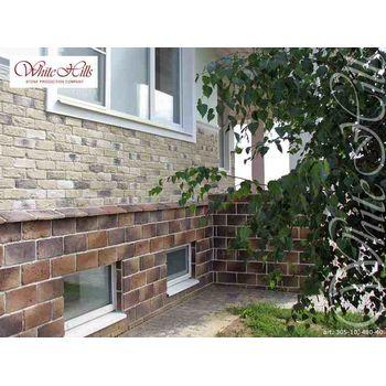 Искусственный облицовочный камень Бремен Брик 305-10, фото 11