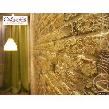 Искусственный облицовочный камень Бремен Брик 305-20, фото 9
