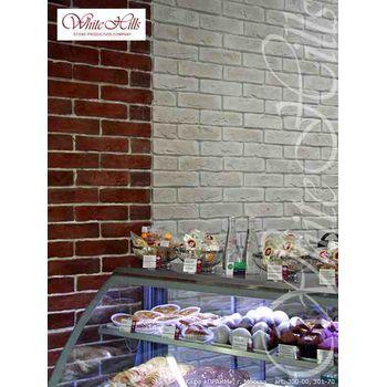 Искусственный облицовочный камень Лондон Брик 300-00, фото 5