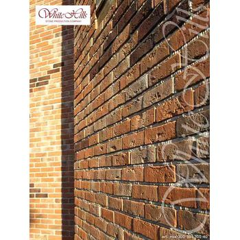 Искусственный облицовочный камень Лондон Брик 300-50, фото 13