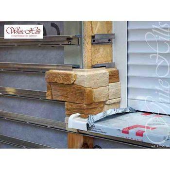 Плитка для вентилируемых фасадов Каскад Рейндж F230-10-0,36, фото 3