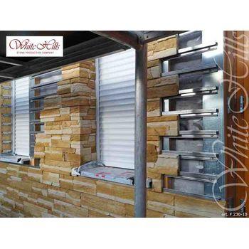 Плитка для вентилируемых фасадов Каскад Рейндж F230-10-0,36, фото 4