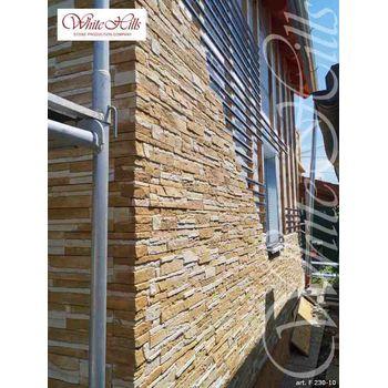 Плитка для вентилируемых фасадов Каскад Рейндж F230-10-0,36, фото 6