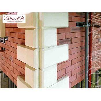Плитка для вентилируемых фасадов Норвич брик F374-90-0,19, фото 8