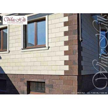 Плитка для вентилируемых фасадов Шеффилд F432-40-0,34 (40,2*20 см), фото 3