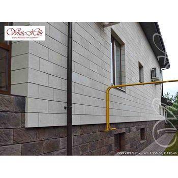 Плитка для вентилируемых фасадов Шеффилд F432-40-0,34 (40,2*20 см), фото 7