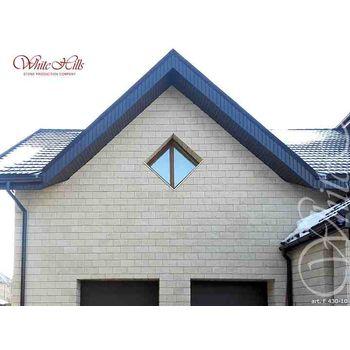 Искусственный камень для вентилируемых фасадов Шеффилд F430-10-0,34 (40,2*20 см) плоскостной, фото 8