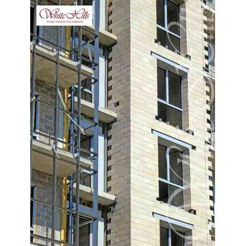 Искусственный камень для вентилируемых фасадов Тиволи F550-10-0,672 плоскостной, фото 3
