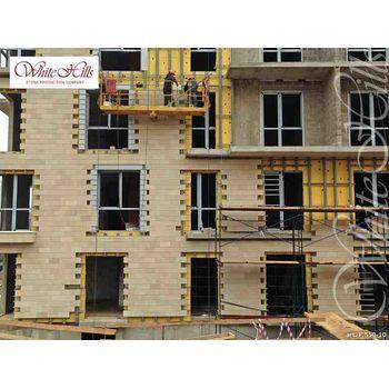 Искусственный камень для вентилируемых фасадов Тиволи F550-10-0,672 плоскостной, фото 7
