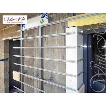 Плитка для вентилируемых фасадов Уайт Клиффс F150-10-0,35, фото 3